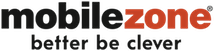 Logo footer mobilezone